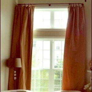 High End EX Long Custom Made Blackout Curtains